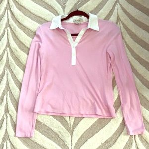 Light pink Michael Kors l Collared shirt